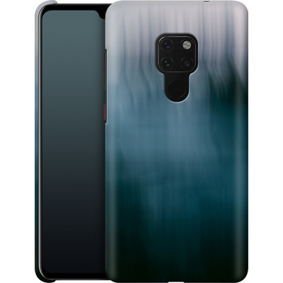 Huawei Mate 20 Smartphone Huelle - Twilight Sea Abstract von Joy StClaire