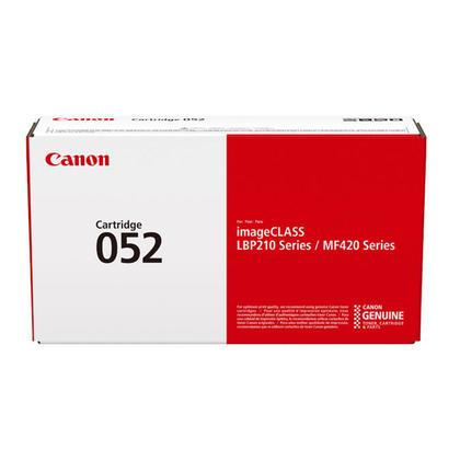 Canon 052 2199C001 Original Black Toner Cartridge