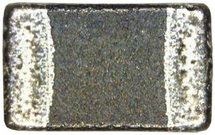 Murata Ferrite Bead (Chip Ferrite Bead), 2 x 1.25 x 0.85mm (0805 (2012M)), 1000Ω impedance at 100 MHz (25)