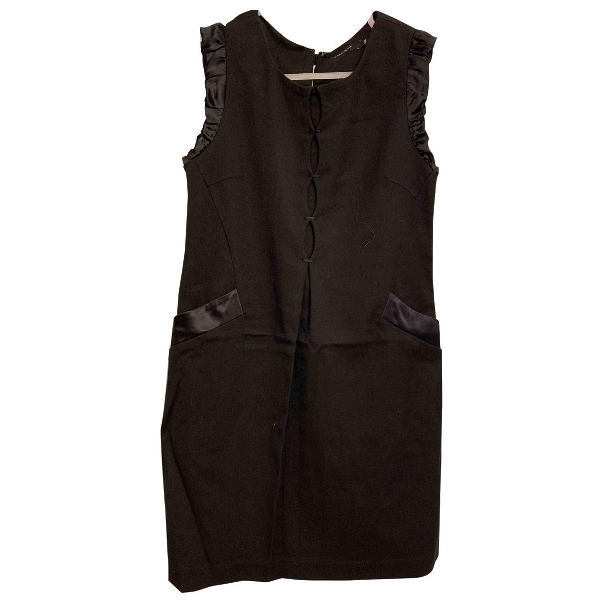 Mini vestido de Lana Naja Lauf