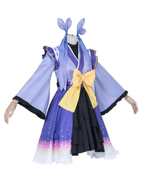 Milanoo Princesa Connect Re Dive Kyouka Hikawa Disfraz de Cosplay