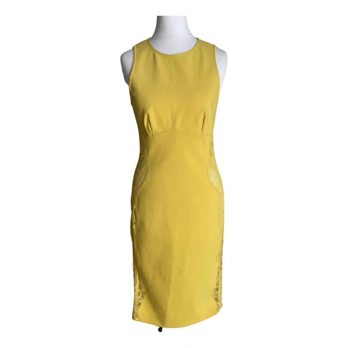 Stella Mccartney \N Yellow Cotton dress for Women 40 IT