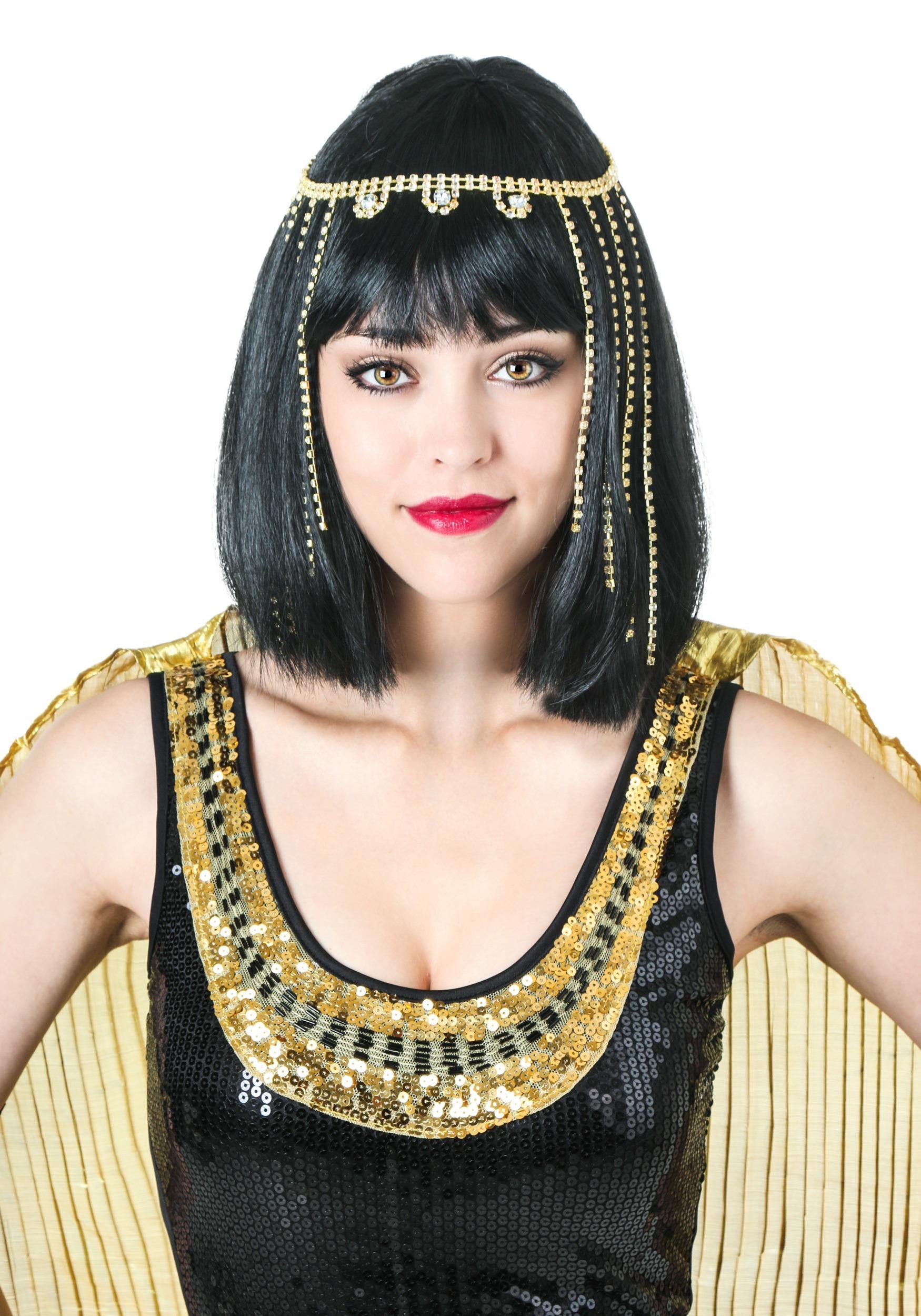 Cleopatra Deluxe Wig