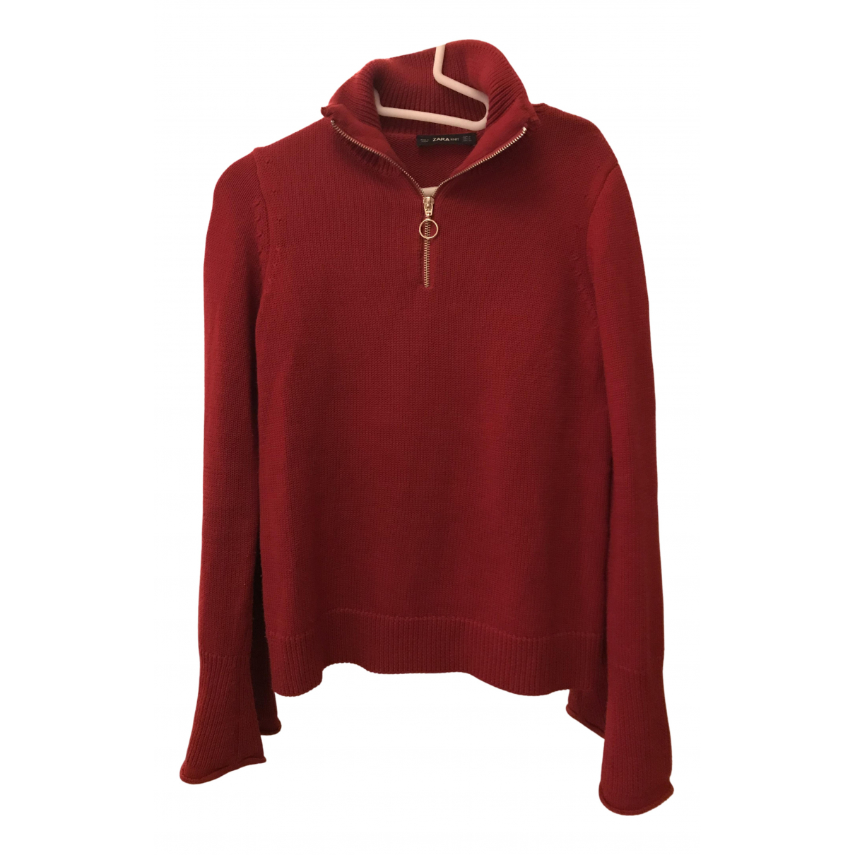 Zara N Red Knitwear for Women S International