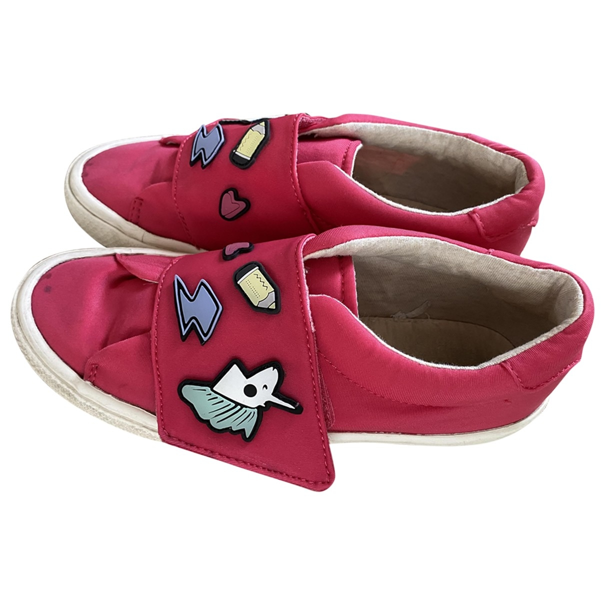 Zara - Ballerines   pour enfant en toile - rose