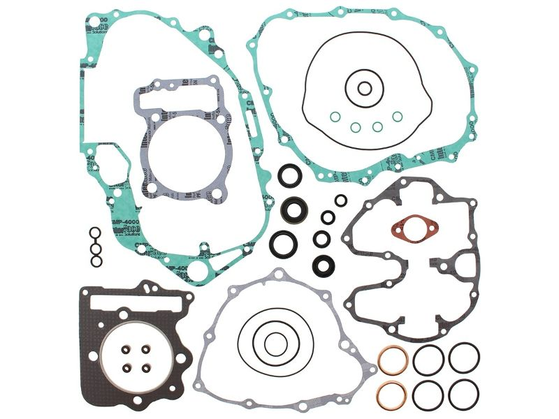 Vertex Complete Gasket Kit with Oil Seals (811266) Honda CRF450R 2002-2006