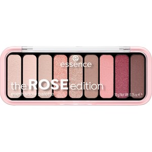 Essence Ojos Sombras de ojos The Rose Edition Eyeshadow Palette No. 20 Lovely in Rose 10 g