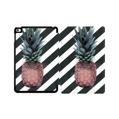 Apple iPad mini 4 Tablet Smart Case - Pink Pineapple von Victoria Topping