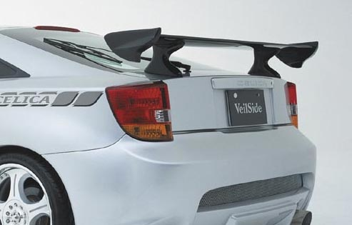VeilSide 2000-2005 Toyota Celica ZZT231 EC-I Model Rear Wing (CARBON)