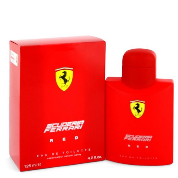 Scuderia Ferrari Red - Ferrari Eau de toilette en espray 125 ML