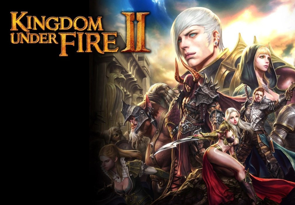 Kingdom Under Fire 2 Basic Edition EU Steam CD Key