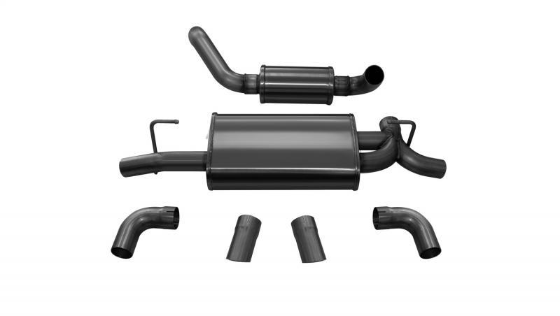 Corsa 21015BLK Performance 2.5