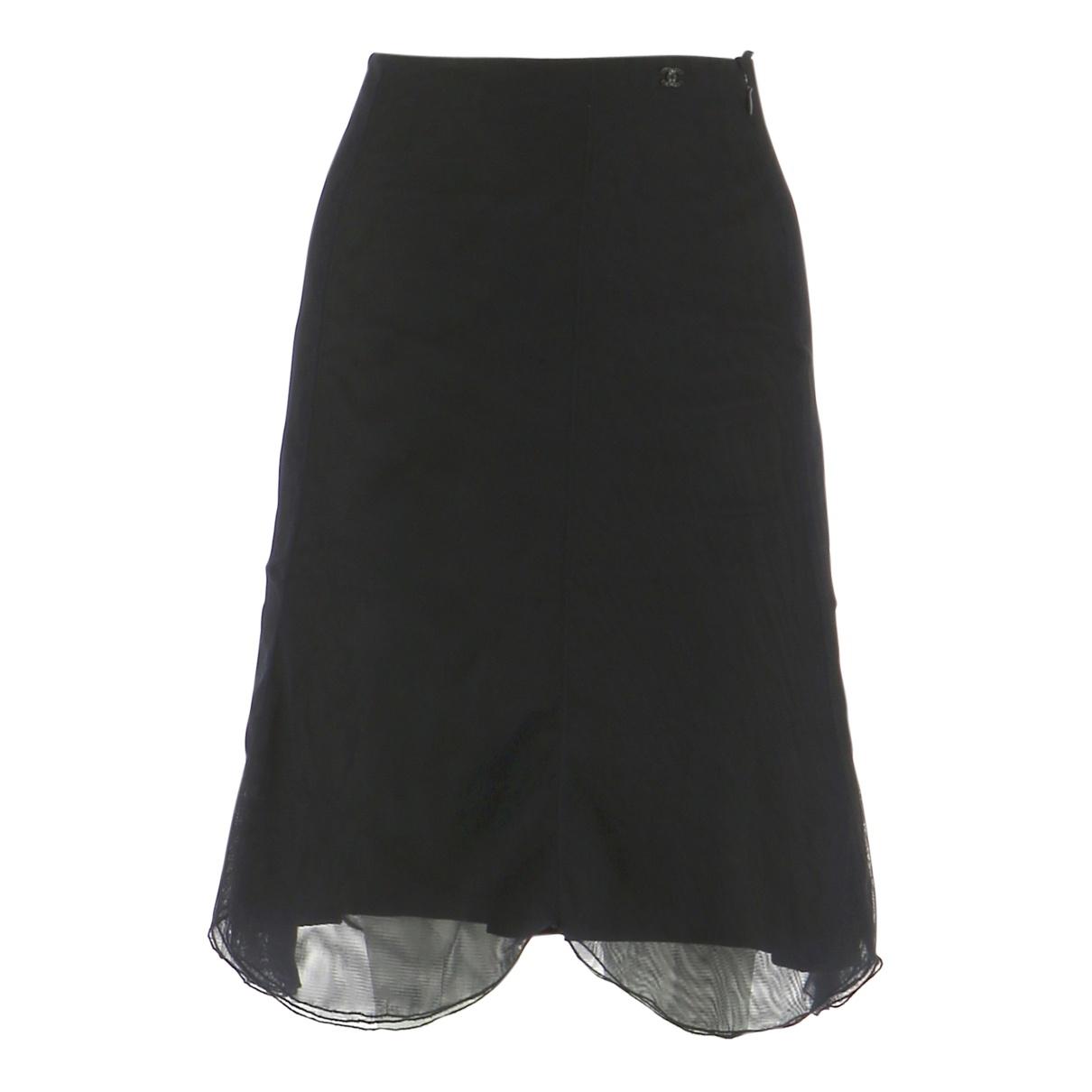 Chanel \N Black skirt for Women 36 FR