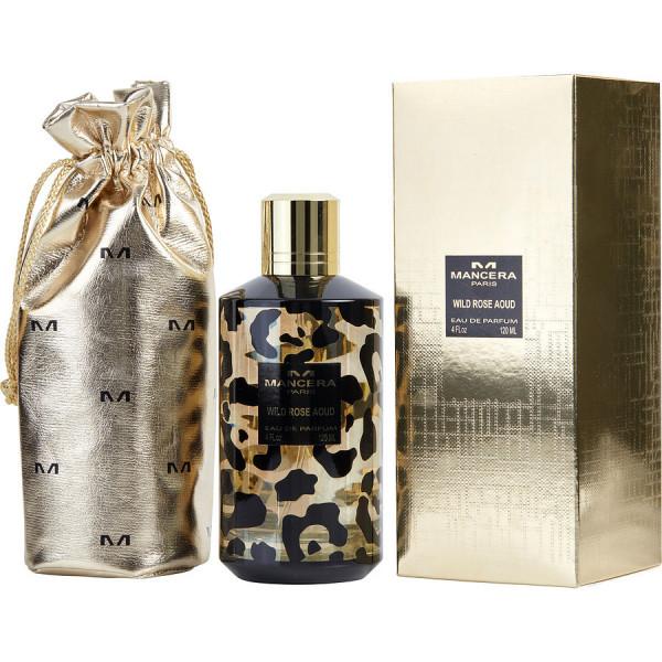 Wild Rose Aoud - Mancera Eau de parfum 120 ml