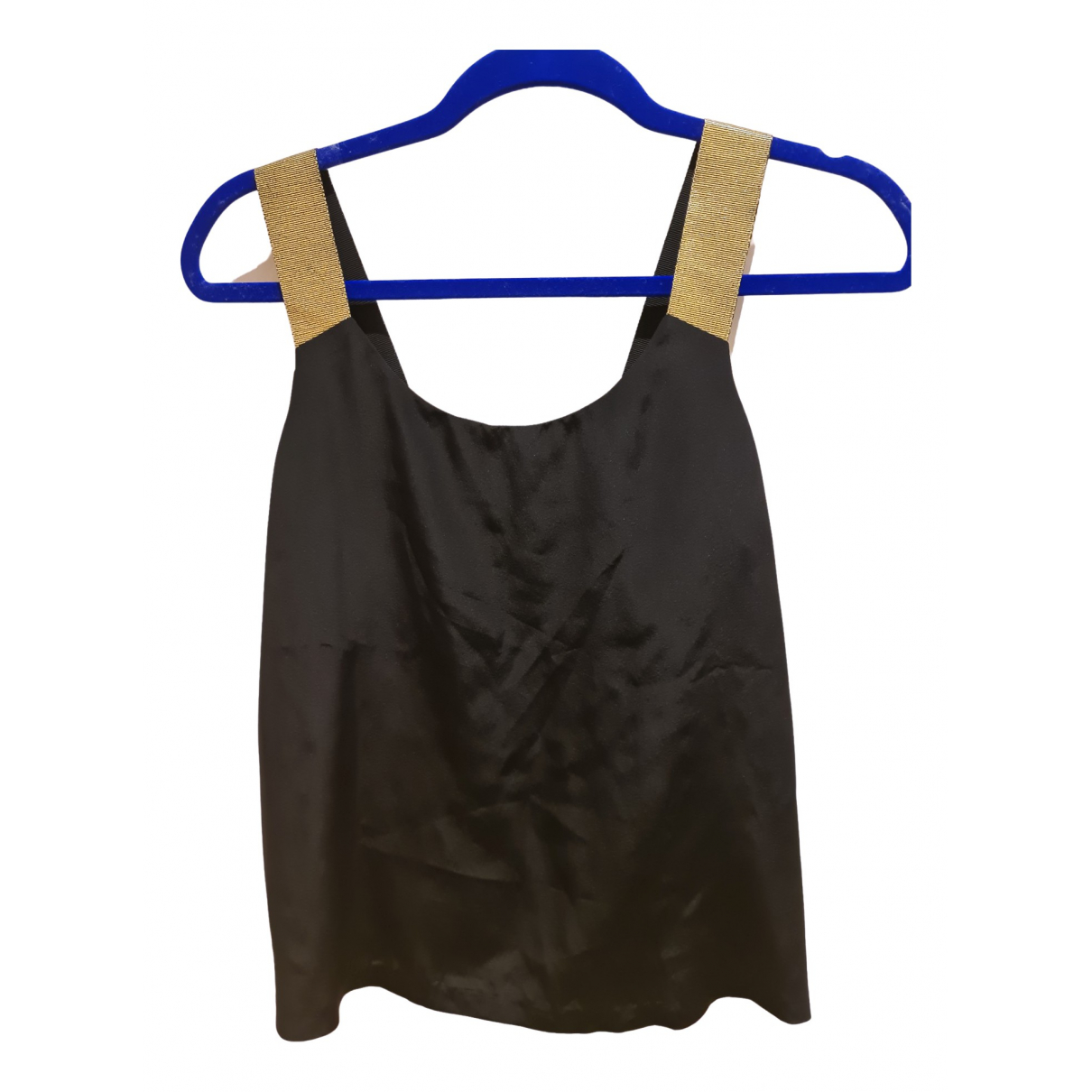 Camiseta de tirantes de Seda Sandro