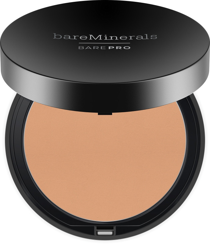 BAREPRO Performance Wear Powder Foundation - Sandstone 16 (for medium warm skin w/ yellow undertones)