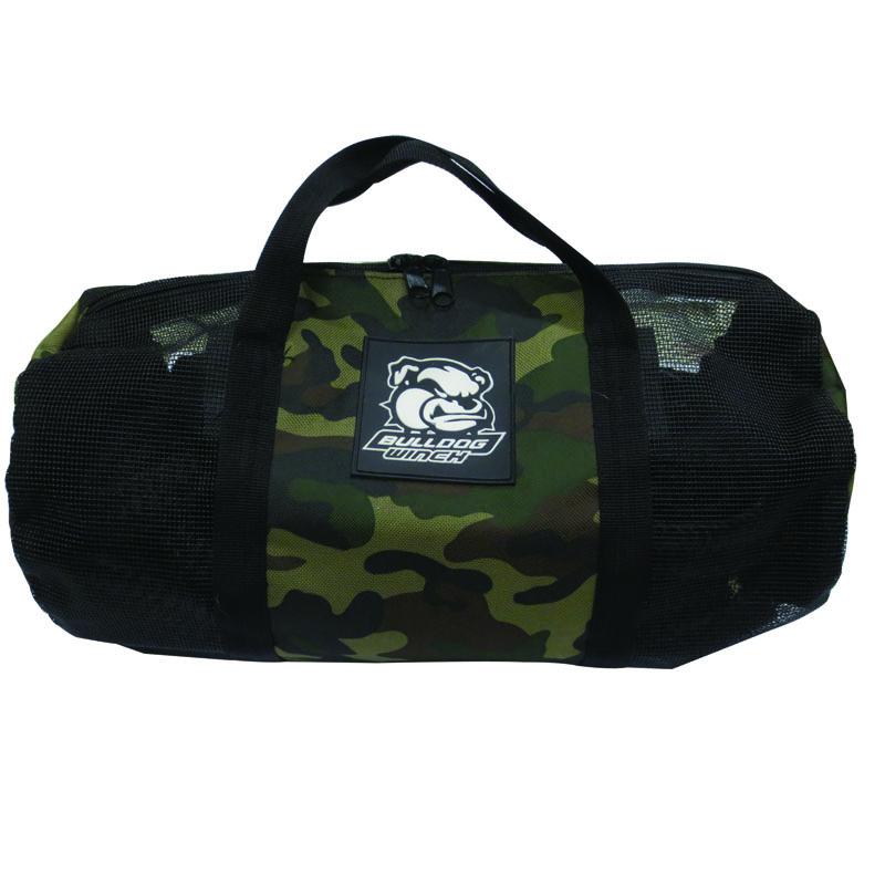 Bulldog Winch 20232 Storage Bag Camo Mesh Duffle Camo