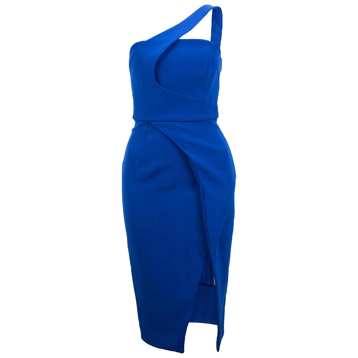 Nicholas - Robe   pour femme - bleu