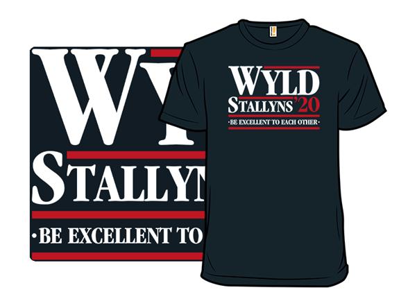 Wyld Stallyns 20 T Shirt