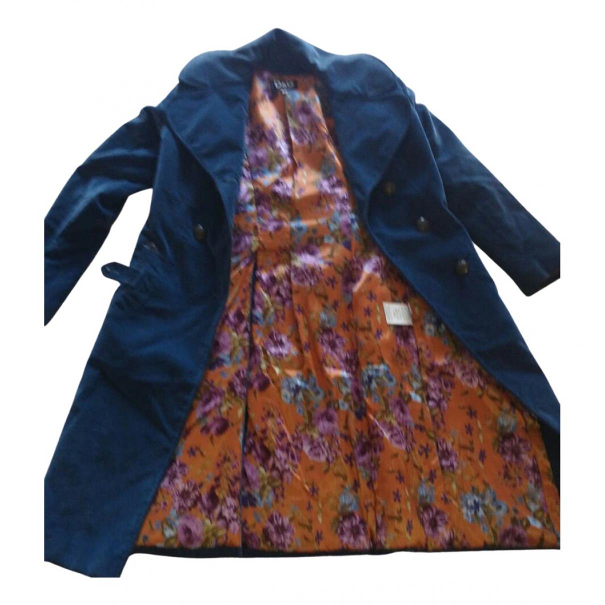 D&g - Manteau   pour femme en velours