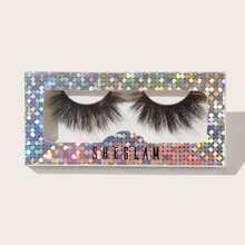 1pair Cat eye bushy styles eyelashes