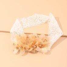 Baby Flower Decor Headband