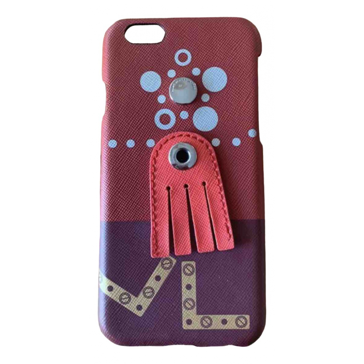 Marc By Marc Jacobs \N Accessoires in  Rot Leder