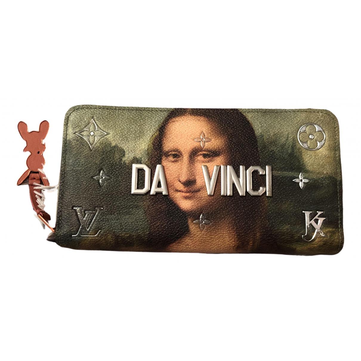 Louis Vuitton Zippy Multicolour Leather wallet for Women N