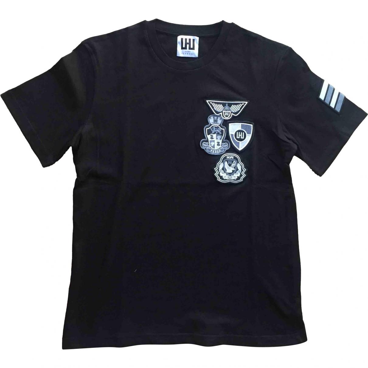 Les Hommes \N T-Shirts in  Schwarz Baumwolle
