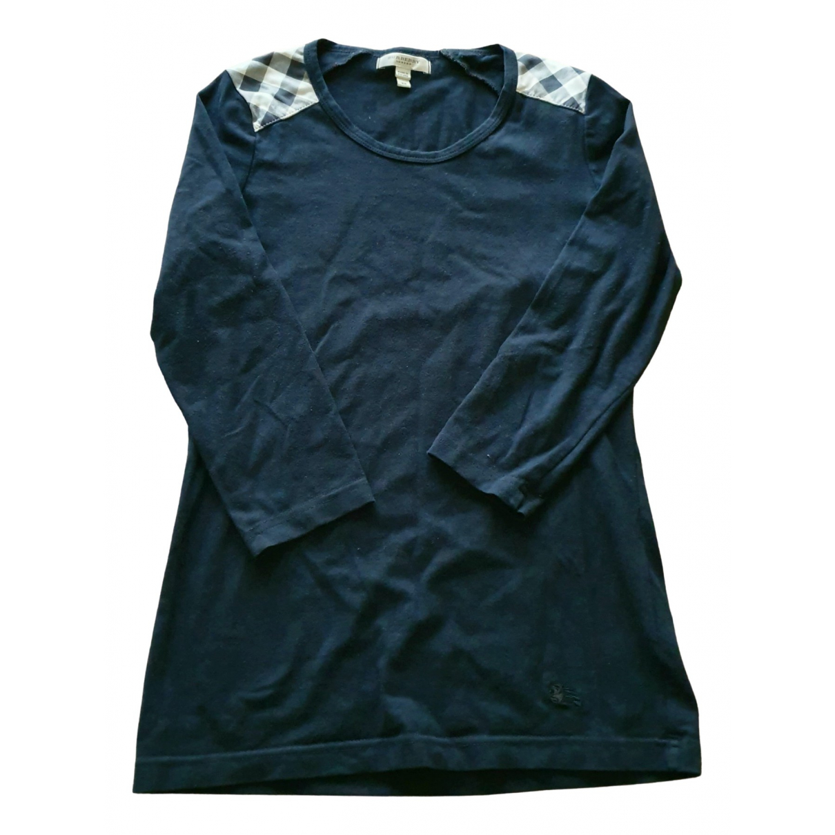 Burberry \N Black Cotton  top for Women XS International