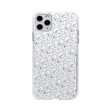 1pc Cat Pattern iPhone Case