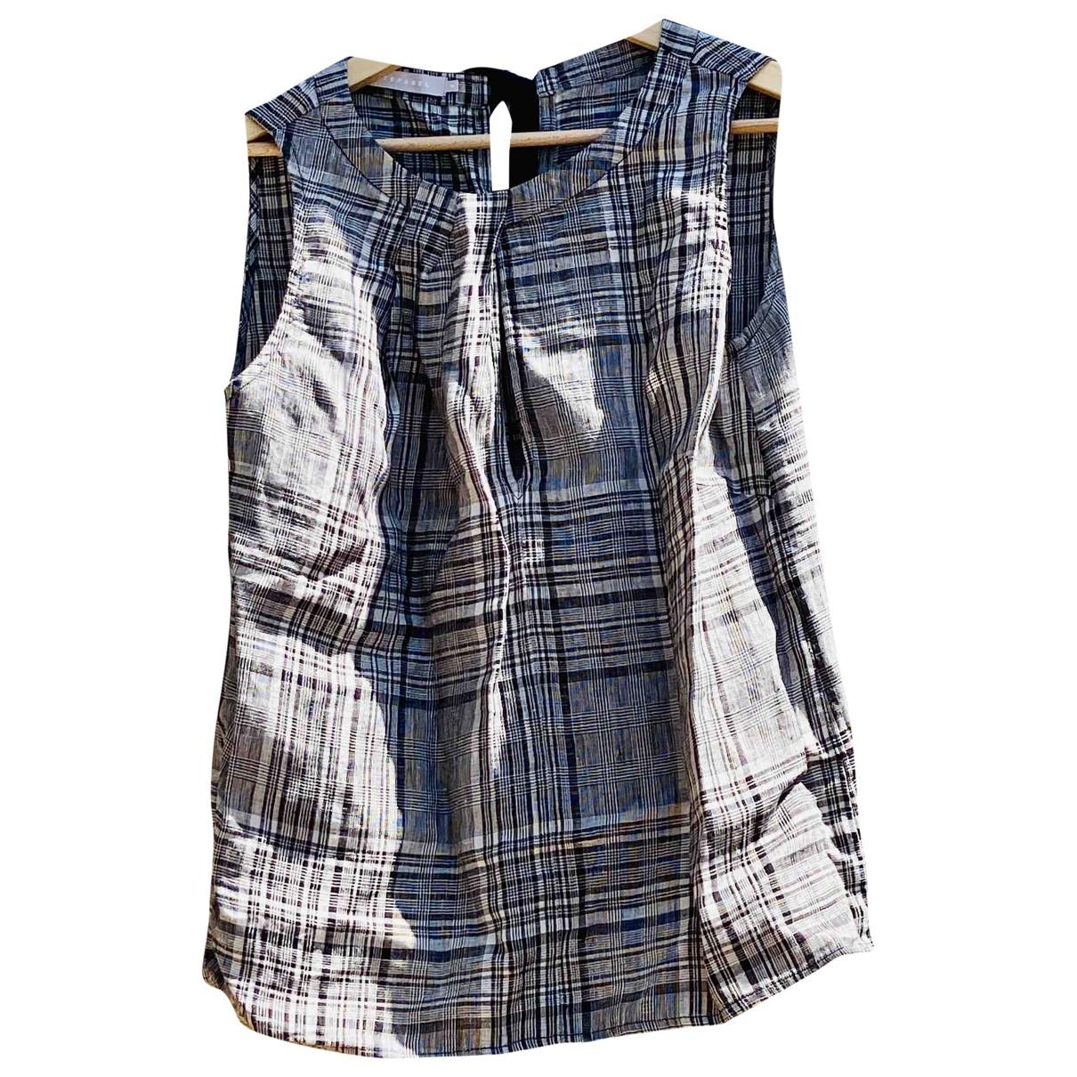 Camisa de Lino Stefanel