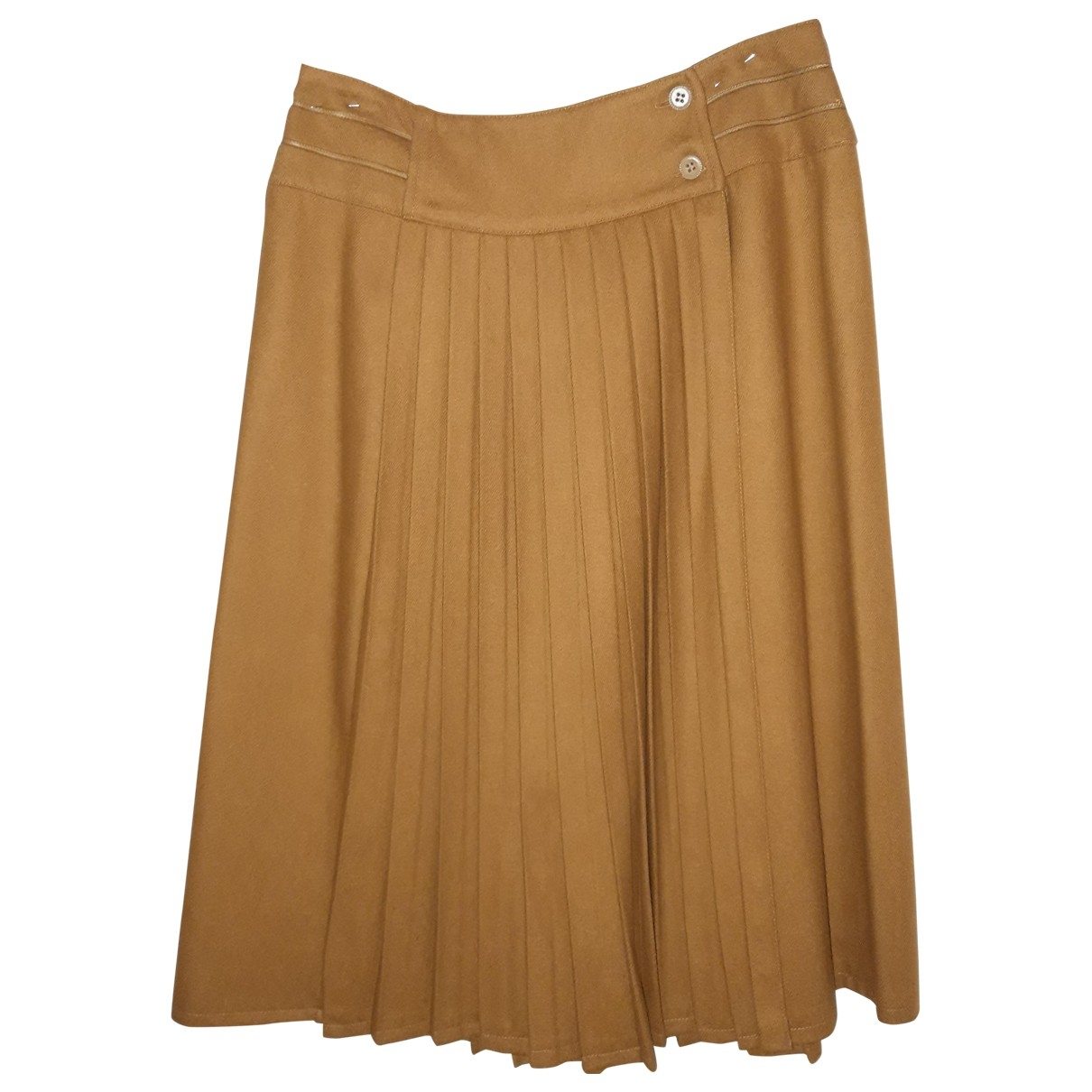Genny \N Wool skirt for Women 44 IT