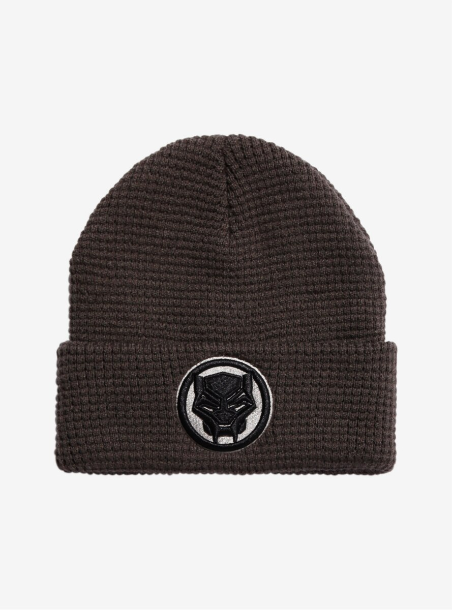 Marvel Black Panther Helmet Beanie