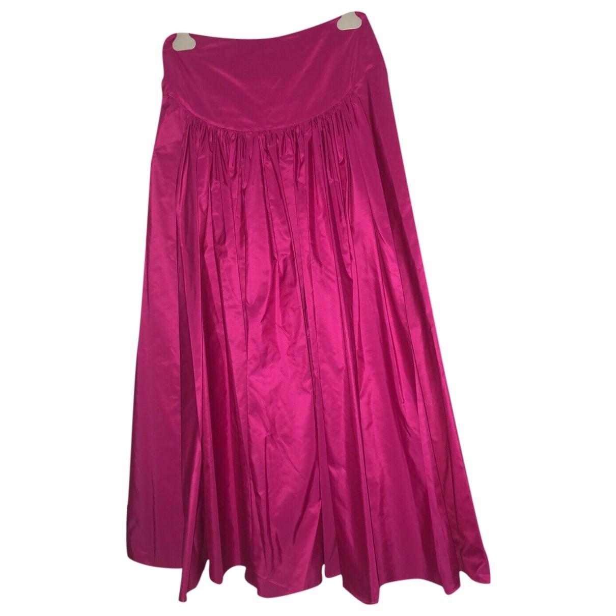 Stella Mccartney \N Pink skirt for Women 40 IT