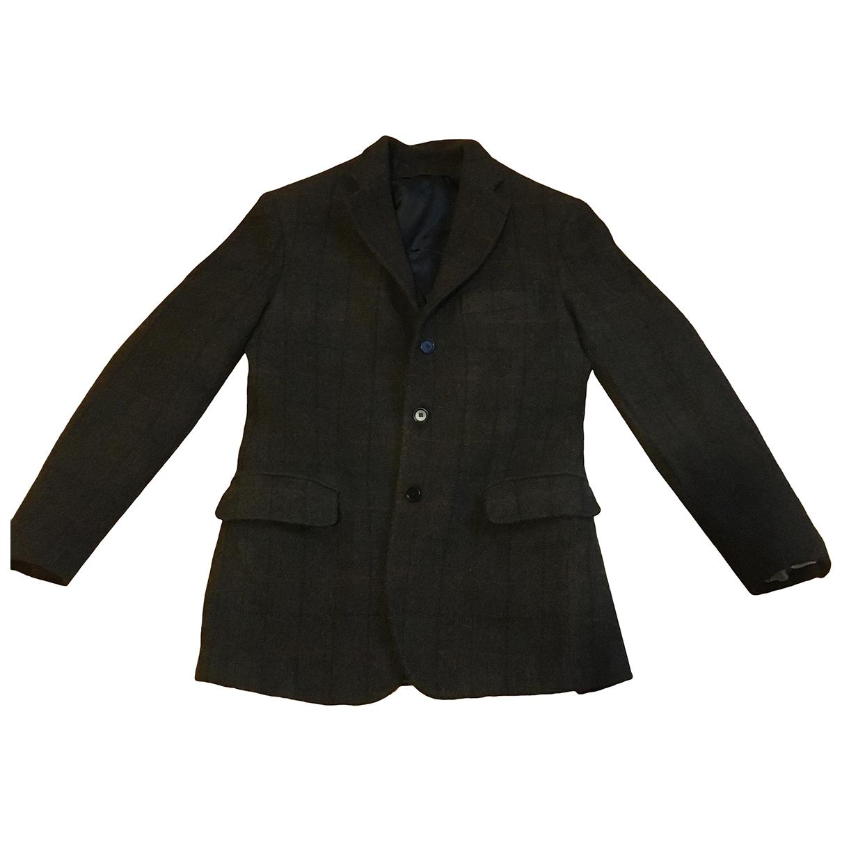 Aspesi \N Brown Wool jacket  for Men 46 IT