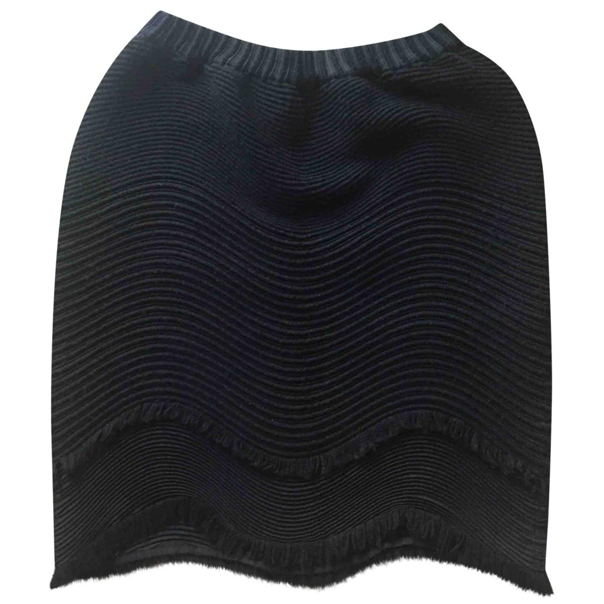 Issey Miyake \N Black skirt for Women 2 0-5