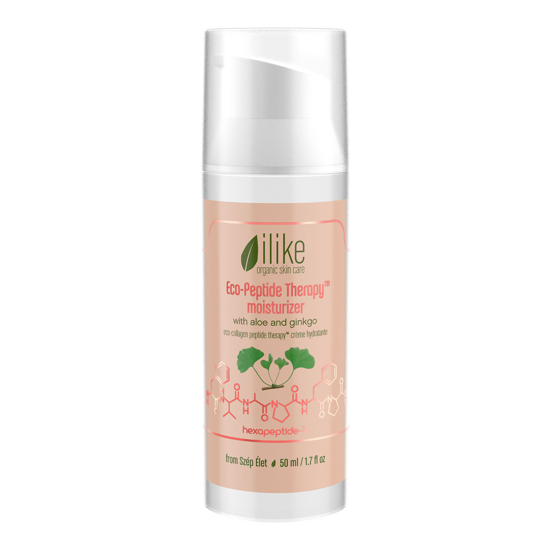 ilike organic skincare Eco-Peptide Therapy moisturizer (50 ml / 1.7 fl oz)