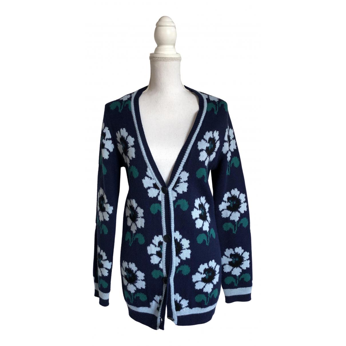 Parosh \N Blue Wool Knitwear for Women S International