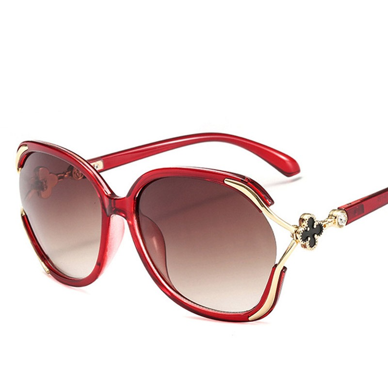 Ericdress Wrap Fashion Sunglasses