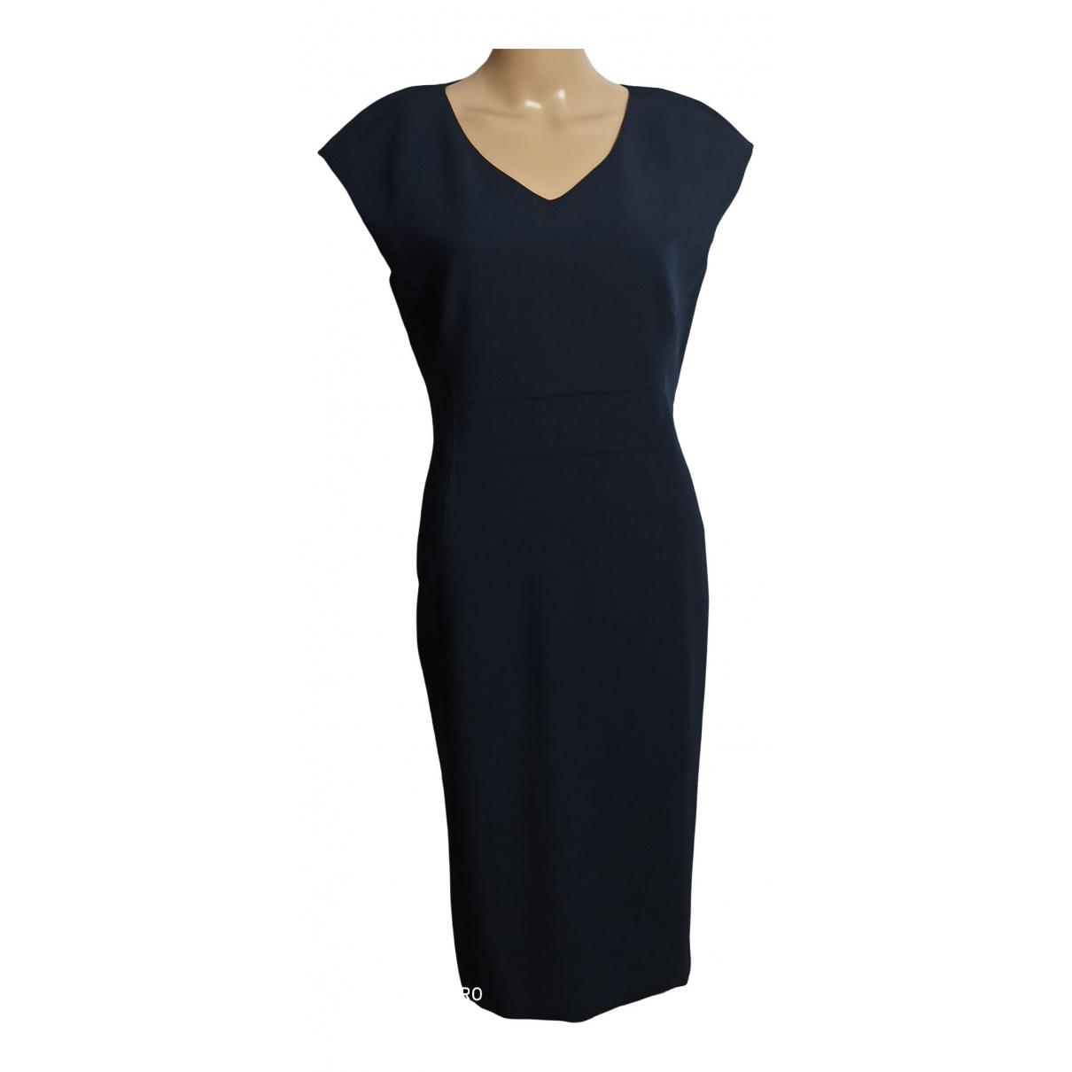 Marella \N Kleid in  Blau Polyester