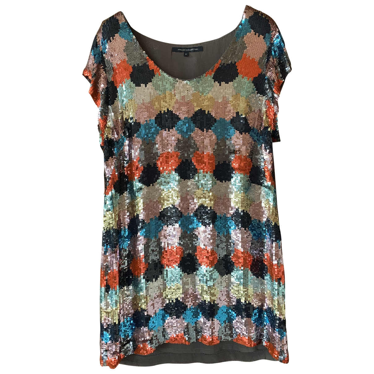 French Connection \N Multicolour Glitter dress for Women 8 UK