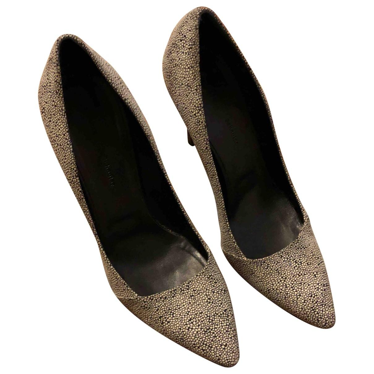 Proenza Schouler - Escarpins   pour femme en cuir