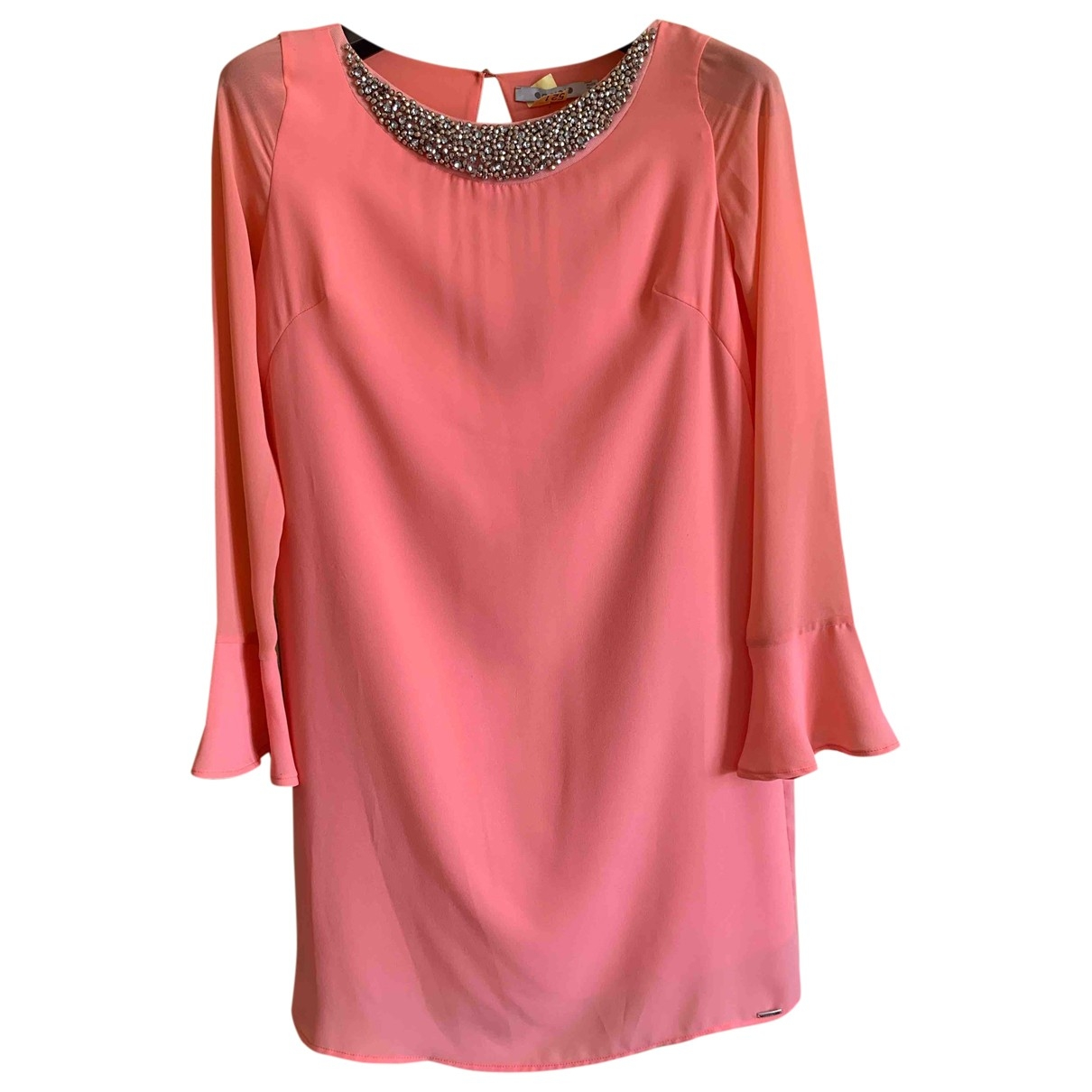 Non Signé / Unsigned \N Pink dress for Women 44 IT
