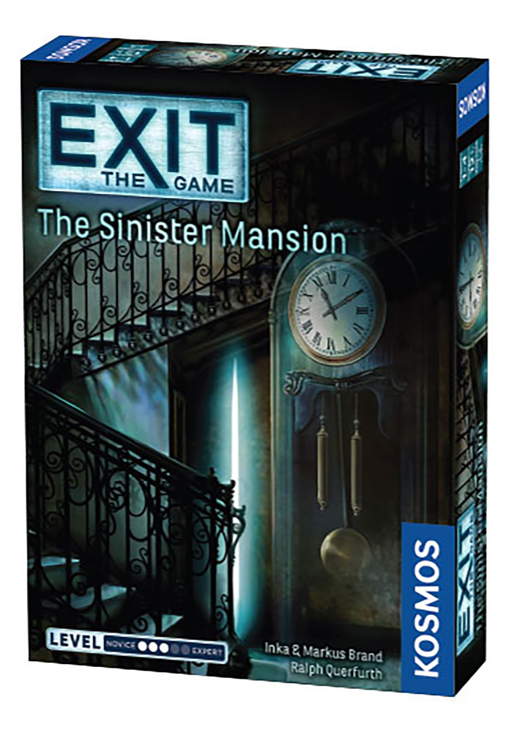 The Sinister Mansion Exit Game
