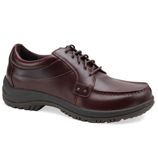 Dansko Wyatt Mocha Leather Slip-Resistant 48