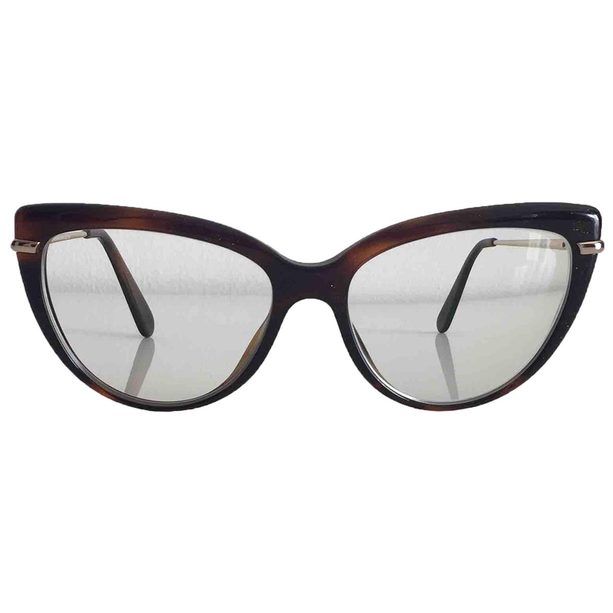 Marc Jacobs - Lunettes   pour femme - marron