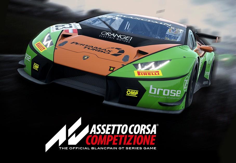 Assetto Corsa Competizione EU XBOX One CD Key
