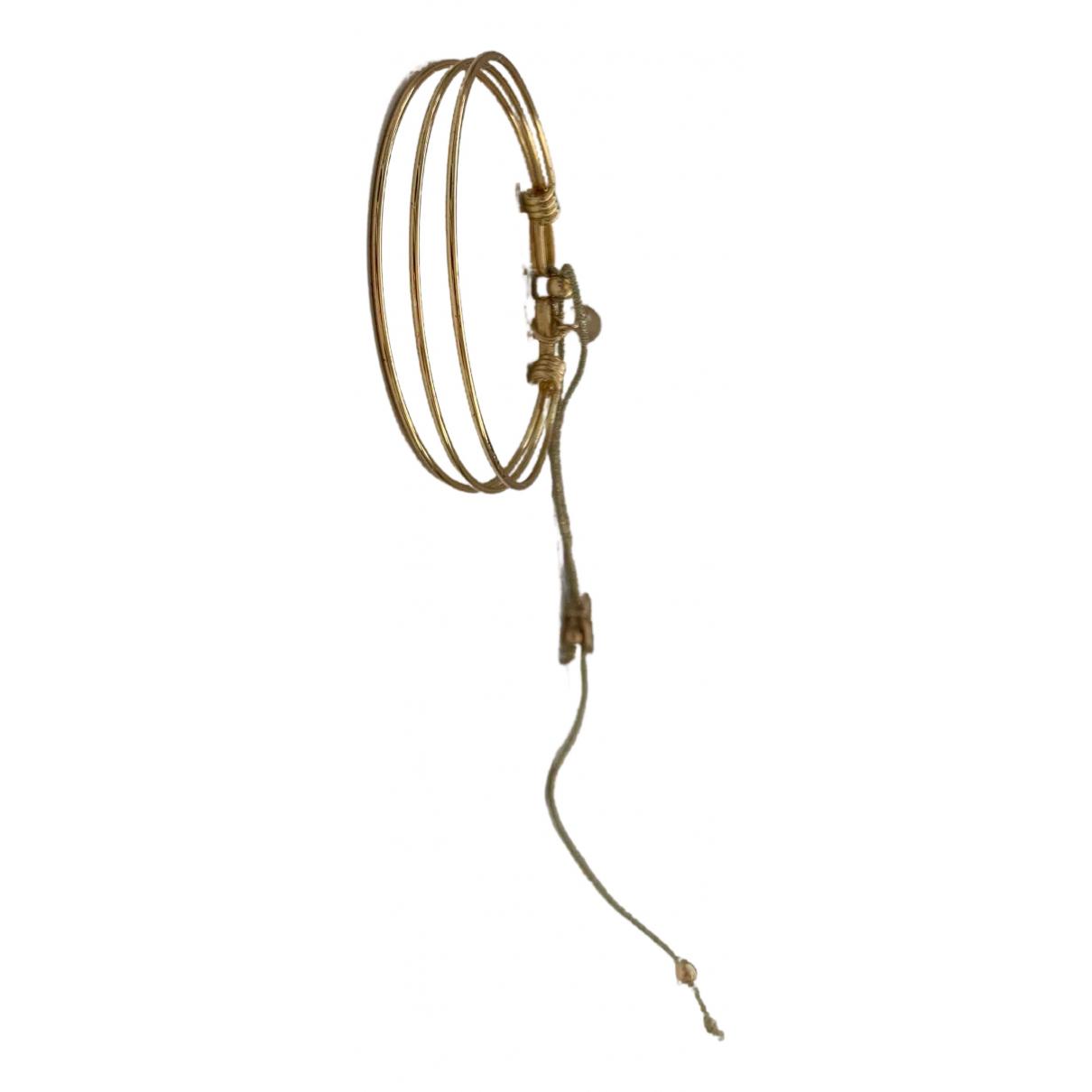 Dior - Bracelet Jadior pour femme en metal - dore