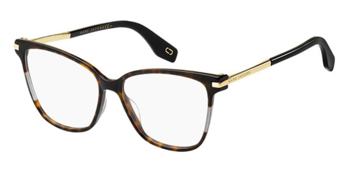 Marc Jacobs MARC 299 086 Women's Glasses Tortoise Size 55 - Free Lenses - HSA/FSA Insurance - Blue Light Block Available